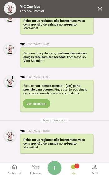 VIC Cowmed